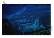Moonlight At Grand Canyon Carry-all Pouch