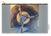 Moonlight Ballerina Carry-all Pouch