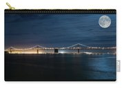 Shimmering In The Moonlight Carry-all Pouch