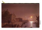 Moonlight In Venice Henry Pether Carry-all Pouch