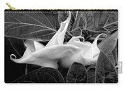 Moonlight/moonflower Carry-all Pouch