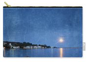 Moonlight On Mackinac Island Michigan Carry-all Pouch
