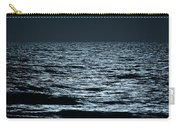 Moonlight Waves Carry-all Pouch
