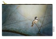 Moonlit Chickadee Carry-all Pouch