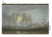Moonlit Landscape Carry-all Pouch