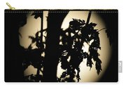 Moonlit Leaves No 1 Carry-all Pouch