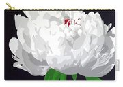 Moonlit Peony Carry-all Pouch