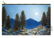 Moonlit Trail Carry-all Pouch
