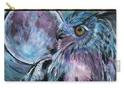 Moonlit Wisdom  Carry-all Pouch