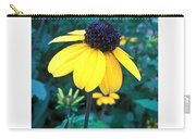 Moonlit Yellow Carry-all Pouch