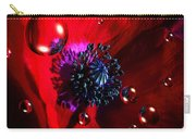 Moonlite Poppy Drops Carry-all Pouch