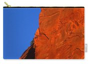 Moonrise In Grand Staircase Escalante Carry-all Pouch