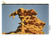Moonrise Over Fantasy Canyon Hoodoo Carry-all Pouch