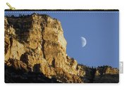 Moonrise Over Grand Canyon Carry-all Pouch