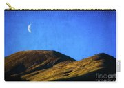 Moonrise Over Queenstown Carry-all Pouch