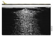 Moonrise Over The Atlantic  Carry-all Pouch