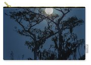 Moonrise Over Wetlands Carry-all Pouch