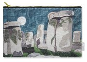 Moonrise Salisbury Carry-all Pouch