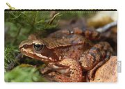 Moor Frog In September  Carry-all Pouch