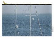Moored In Matanzas Bay Carry-all Pouch
