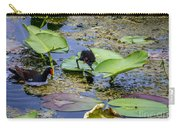 Moorhen N Baby 2 Carry-all Pouch