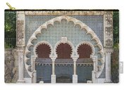 Moorish Fountain Of Sintra Carry-all Pouch