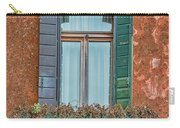 Moorish Window And Texture Venice_dsc5350_03052017 Carry-all Pouch