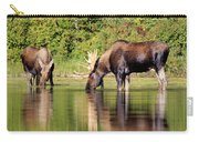 Moose Country Carry-all Pouch