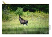 Moose Cow Carry-all Pouch