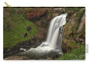 Moose Falls Wyoming Carry-all Pouch