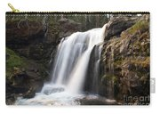 Moose Falls Yellowstone National Park Carry-all Pouch