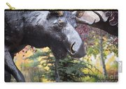 Moose In Vail Carry-all Pouch