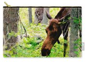 Moose Munching Carry-all Pouch