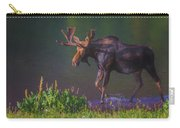 Moose On The Loose Carry-all Pouch