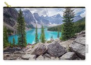 Moraine Lake Afternoon II Carry-all Pouch
