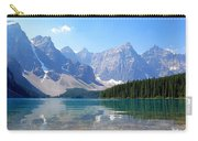 Moraine Lake Down Low Carry-all Pouch