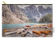 Moraine Lake Transportation  Carry-all Pouch