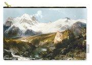 Moran: Teton Range, 1897 Carry-all Pouch