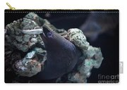 Moray Eel Eating Little Fish Carry-all Pouch