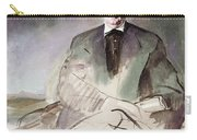 Morcillo: Portrait, C1930 Carry-all Pouch