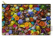 More Beautiful Marbles Carry-all Pouch