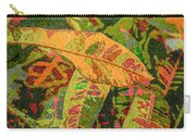 More Fern Abstraction Carry-all Pouch
