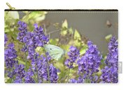 More Lavender Love Carry-all Pouch