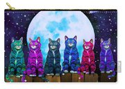 More Moonlight Meowing Carry-all Pouch