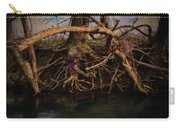 More Roots In Creek Carry-all Pouch