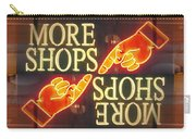 More Shops Carry-all Pouch