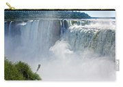 More Waterfalls At Devil's Throat In Iguazu Falls National Park-  Carry-all Pouch