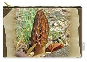 Morel Mushroom - Green Lane Pa Carry-all Pouch
