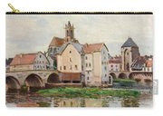 Moret-sur-loing. Morning Carry-all Pouch
