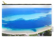 Moreton Island Aerial View Carry-all Pouch